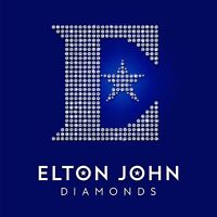 ELTON JOHN DIAMONDS 2 CD (GREATEST HITS/BEST OF) - ROCKETMAN