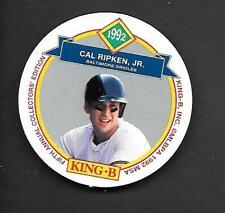 CAL RIPKEN JR 1992 KING B DISC #12 BALTIMORE ORIOLES