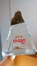 BOUTEILLE EVIAN PLEINE NEUVE 2007  RARE POUR COLLECTIONNEURS
