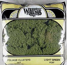 Woodland Scenics Foliage Cluster Light Green FC57