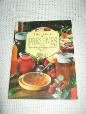Australian Women's Weekly The Book Of Preserves