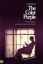 THE COLOR PURPLE NEW DVD