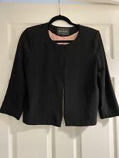 Womens Black River Island Jacket Size 6