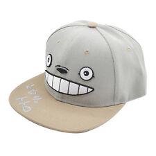 EXO Hip Hop Unisex Sport Baseball Kappe Hut Sonnenmütze Strapback Anime Totoro
