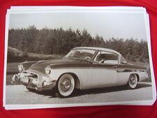1955 STUDEBAKER SPEEDSTER  BIG   11 X 17 PHOTO PICTURE