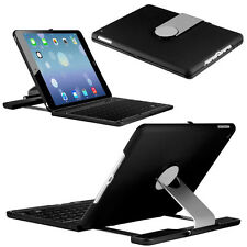 New Bluetooth Keyboard For Apple iPad Air 2 360 Rotating Stand Folio Case Cover