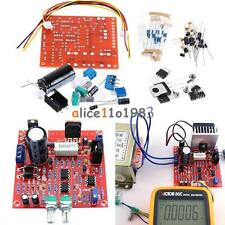 Red 0 30v 2ma 3a Continuously Adjustable Dc Regulated Power Supply Diy Kit Pcb