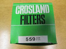Crossland FILTRO CARTUCCIA 559 vedi descrizione per i modelli