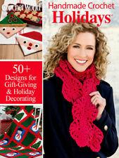 Handmade Crochet Holidays World Magazine 50+ Instruction Patterns Autumn 2017