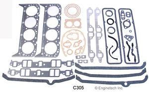 ENGINETECH C305 Engine Rebuild Gasket Set