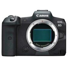 Canon EOS R5 Mirrorless Digital Camera Body 45 MP Full-Frame