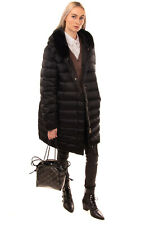RRP €240 GEOX RESPIRA Down Quilted Coat Size 54 3XL Breathable Water Repellent