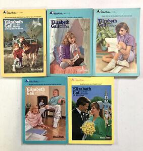Lot 5 ELIZABETH GAIL Christian Mystery Series PB books Hilda STAHL 1 2 7 9 17