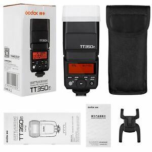 Godox TT350F TTL HSS Mini Biltz Blitzgerät Für Fuji-Kamera