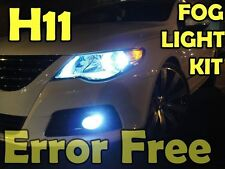 VW Audi Fog Light H11 A6 A4 GTI No CANBUS error HID XENON CONVERSION KIT Can Bus