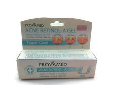 "Acne Retinol - A Gel ""Provamed"" 10 g Anticomedone Tighten Pores"