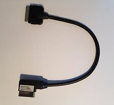AUDI VW CAVO ADATTATORE USB INTERFACCIA IPHONE IPOD MMI ORIGINALE 4F0051510K
