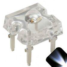 20 x LED 3mm Dome Superflux Cool Clear White Piranha LEDs Car Lights Super Flux