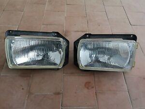 VW PASSAT B1 LHD Headlights Hella