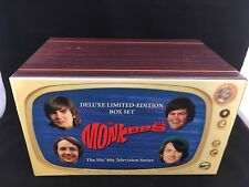The Monkees Deluxe Limited-Edition TV Shaped 21 Tape VHS Box Set (1995) Rhino