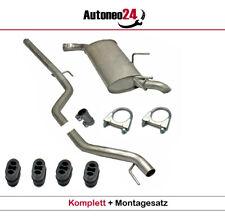 MSD Töpfe dazu Montageset passend für Opel Vectra III 2.2i Bj 04//02-01//04 ESD