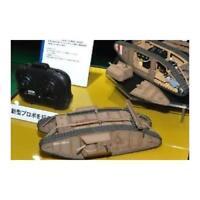 Tamiya 1/35 RC Tank Series No.14WWI British Tank Mark IV w/ Special Propo 48214