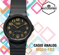 Casio Para Mujer clásico analógico reloj mq24-1b2