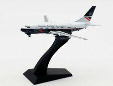 INFLIGHT 200 WB732BA06 1/200 BRITISH AIRWAYS BIRMINGHAM 737-200 G-BKYL W/STAND