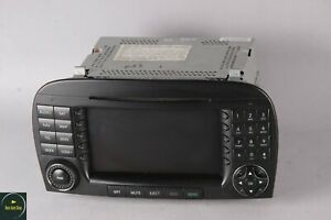 05-08 Mercedes R230 SL500 SL600 Command Head Unit Radio Navigation CD OEM