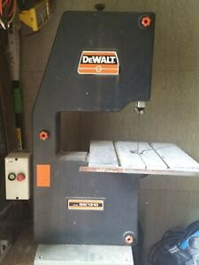 Dewalt bs/1310 Bandsaw and Stand
