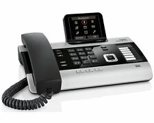 Gigaset DX800A All In One Titanium with Since, VoIP, CTI NEW