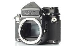 *Exc++++* Pentax 6x7 67 TTL Finder Medium Format Film Camera Body From Japan