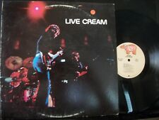 CREAM Live Cream LP RSO RS-1-3014