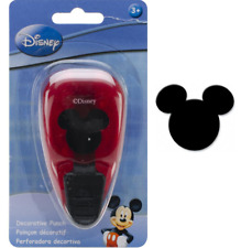 Disney Mickey Mouse Paper Icon Punch DPM002 Ideal for Scrapbooking Cards