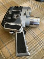 Vintage Bell & Howell Autoload 8mm movie camera model 418