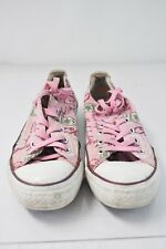 CHUCK TAYLOR converser PINK Men's size 6 M shoes All stars size 8M womens