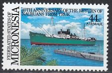 Mikronesien / Micronesia 52** 40.Jahrestag d. Rückkehr der Nauruaner v. Truk
