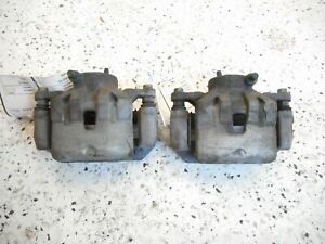 14-16 Kia Forte Front Left Driver Right Passenger Brake Caliper Set OEM 11.03""