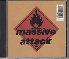 Massive Attack - Blue Lines,  CD