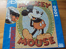 Buffalo Games Disney Classic Mickey Mouse Photomosaics PUZZLE 1026 Pieces Poster