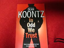 Odd Thomas: In Odd We Trust by Queenie Chan and Dean Koontz (2008, Paperback)