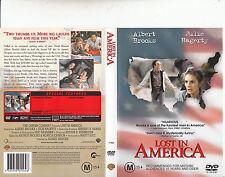Lost In America-1985-Albert Brooks-Movie-DVD