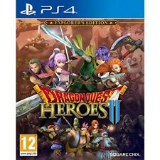 Dragon Quest Heroes II - Explorer's Edition (PS4) NEW AND SEALED  QUICK DISPATCH