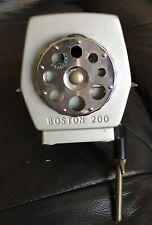 Boston 200 Vintage Design Pencil Sharpener With Clamp