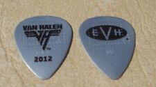 Eddie Van Halen Rare Silver Dunlop .60 Band Issued 2012 Guitar Pick Real