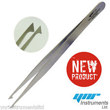 YNR Eyelash Extension Straight Precision Tweezers Switzerland Lash Design Model