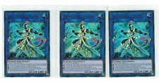 3x drei-gatter-zauber sdcl-de042, ultra rare, MINT, tedesco, 1 EDIZIONE, Playset
