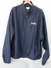 Atlanta Braves Cutter & Buck XXXL Windtec  Jacket