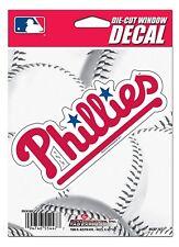 Philadelphia Phillies Medium Die-Cut Window Decal