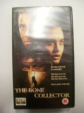THE BONE COLLECTOR [1999] VHS – Denzel Washington, Angelina Jolie, Queen Latifah